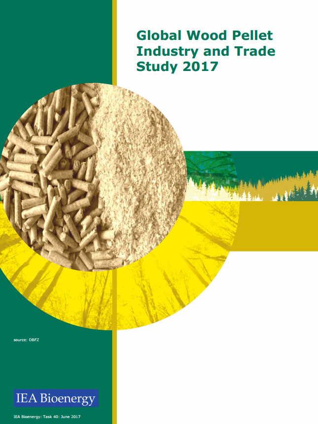iea wood pellet study 2017