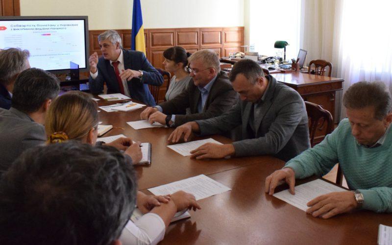 Держенергоефективності підтримує розробку законопроекту з стимулювання виробництва та використання біометану в Україні
