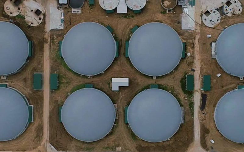 News of Members: MHP has put into operation the first stage of the largest biogas complex on chicken litter in Europe