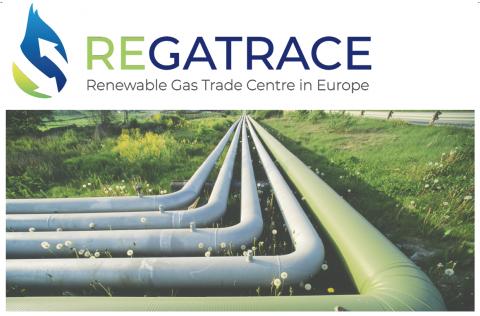 Візьміть участь в онлайн-опитуванні про ринок відновлюваного газу в Україні від проєкту REGATRACE