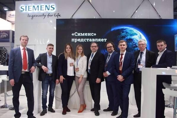 Siemens запрошує на виставку «Енергетика в промисловості – 2018»