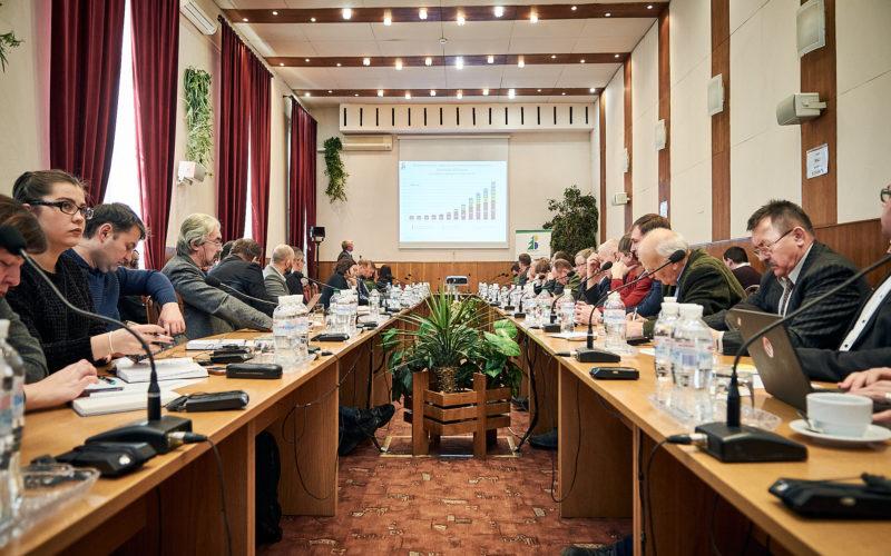 Семінар-презентація результатів проєкту «Розвиток можливостей для використання біомаси у секторі відновлюваної енергетики України» — День 2