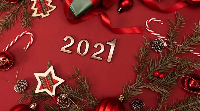 Щиро вітаємо із новорічними святами!