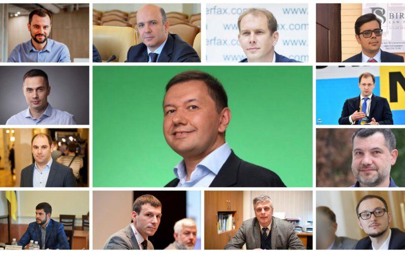 Голова правління UABIO Георгій Гелетуха серед драйверів ТОП чоловіків-драйверів екологічної політики України