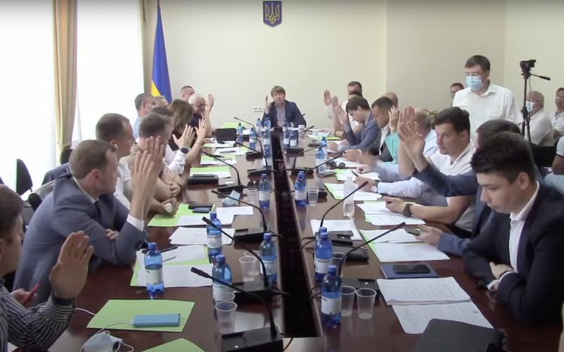 Комітет ПЕК підтримав законопроєкт № 5464 про біометан