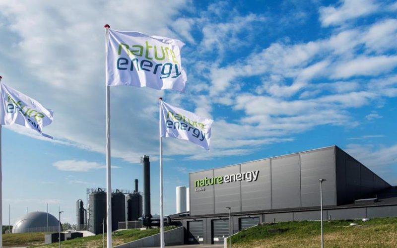 Біометановий завод в Korskro (Данія) – елемент циркулярної економіки