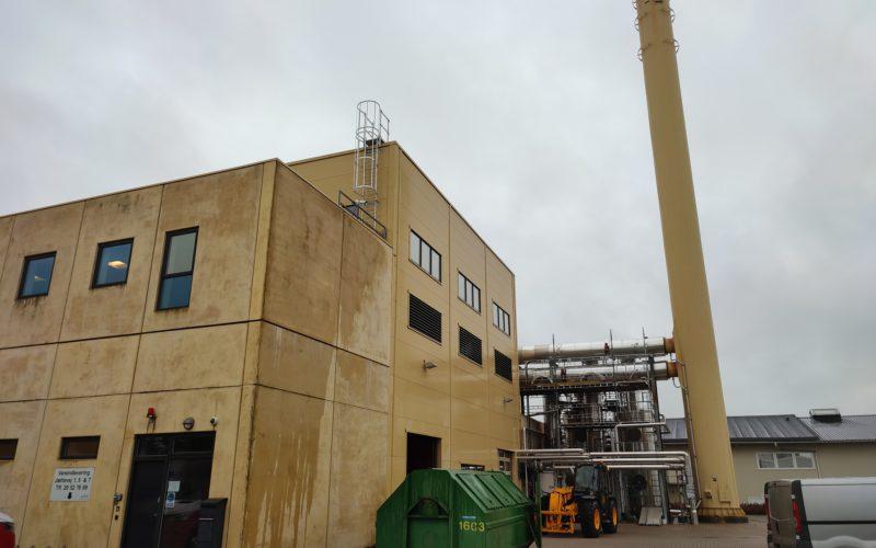 Зі 100% до 5% — скоротила використання викопних палив датська компанія ЦТ  Ringsted Forsyning за рахунок впровадження ВДЕ менше ніж за 40 років